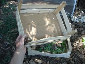 Un mini-composteur simple et gratuit