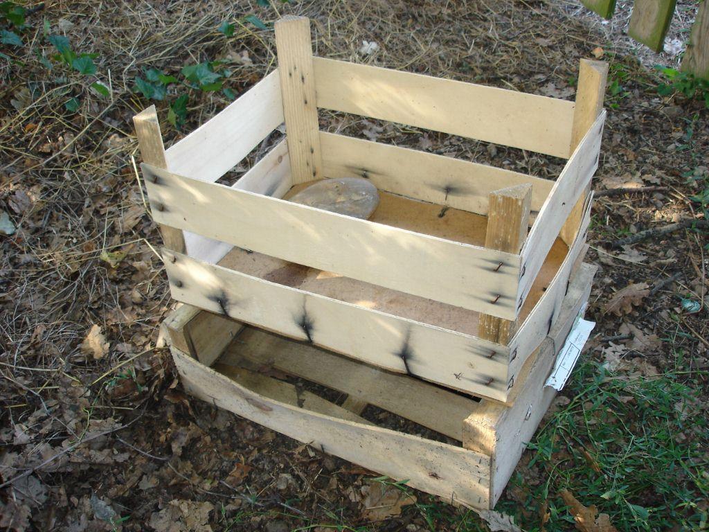 comment d marrer un petit tas de compost sans composteur. Black Bedroom Furniture Sets. Home Design Ideas