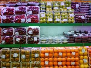 Bientôt ils inventeront des fruits carrés !