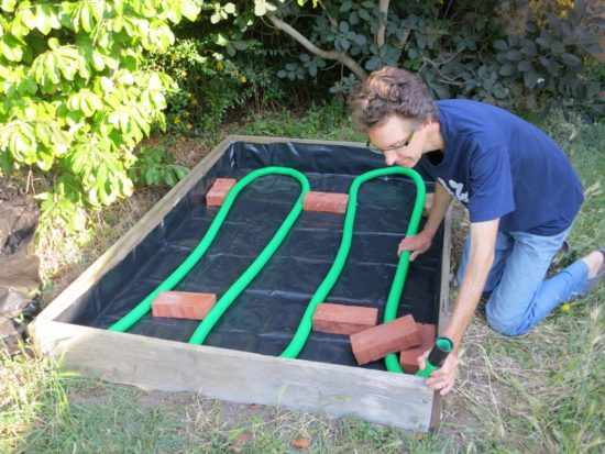 astuce potager arrosage. Black Bedroom Furniture Sets. Home Design Ideas