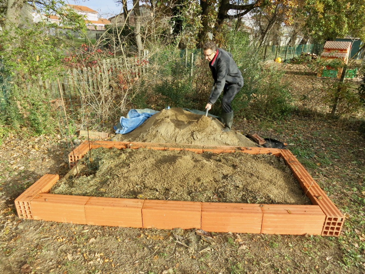 D marrer un petit potager durable en permaculture partie 2 - Petit jardin que mettre mulhouse ...